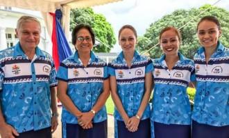 Family Affair For Badminton