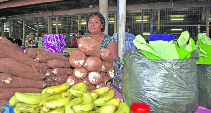Market vendors reminded to fulfil their potential