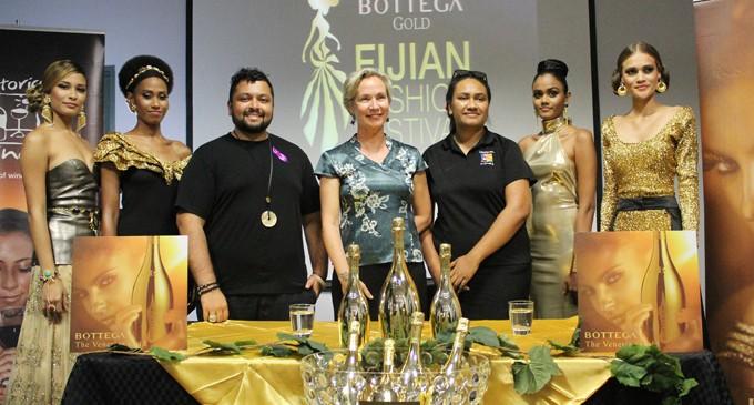 Bottega Gold Premium Naming  Partner for Fijian Fashion Festival