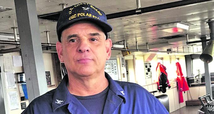 Dream Comes True for Most Powerful Non-Nuclear Icebreaker Ship Captain