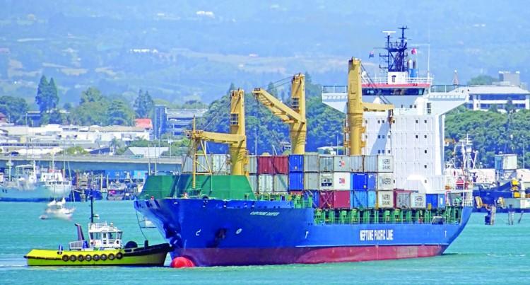 Captaine Dampier Frequents Fiji Waters, Boosts Regional Links