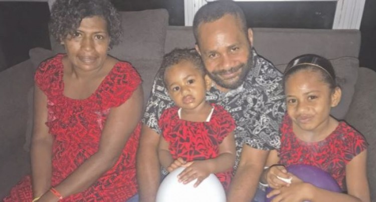 Father And Three Children Diagnosed With TB