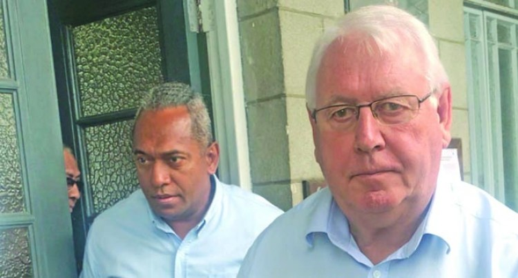 Judge Defers Ruling In Fiji Times Case