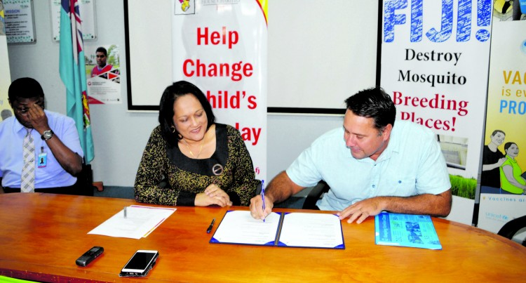 Partners Sign Pact For Hospital Comfort