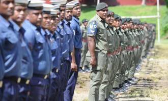 RFMF Regular Officers Selection Interview
