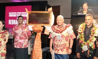 PM: Strategic Plan A Significant Milestone For Fijian Economy