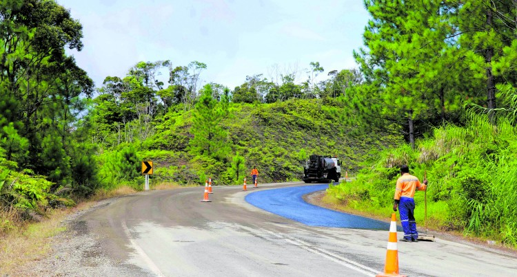 Savusavu's Transinsular Road 'Ready'