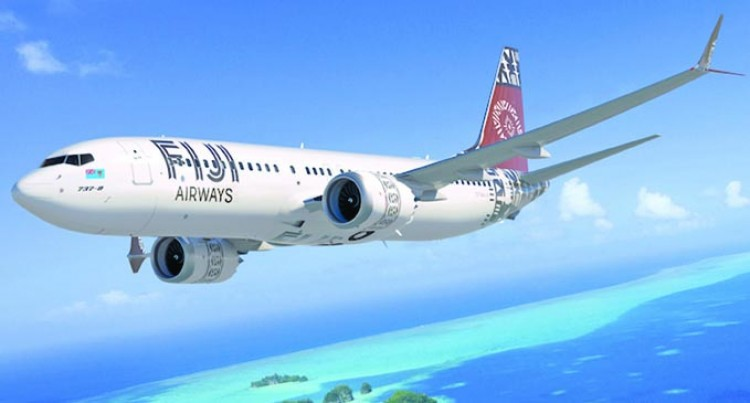 New Record For Fiji Airways