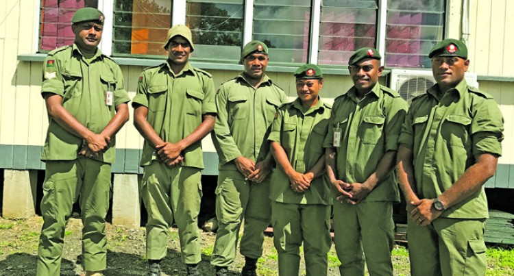 1st Support Battalion for Disaster