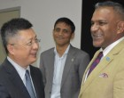 Koya Holds Trade Talks With New Chinese Ambassador