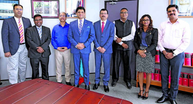 Indian Railway Experts Begin Assessment of Fijian Railway Network