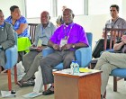 Minister Talks Climate Dangers With Anglican Leaders