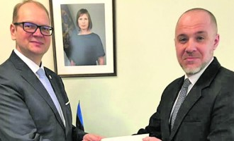 New consul appointed to strengthen ties with Estonia