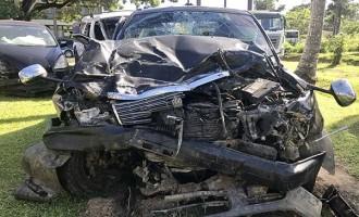 1 Dead, 20 Hurt In Horror Crash