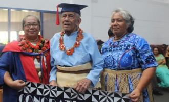 Tongan Grandmum Achieves Target