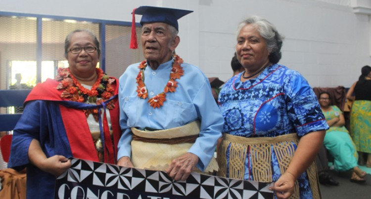 Tongan Grandmum Achieves Target