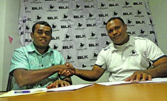 Nadroga, BLK Re-sign Sponsorship Deal