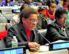 Vuniwaqa  Delivers Status Of Our Nation's  Women In  New York