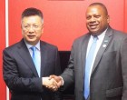 Agriculture Minister receives new ambassador of China