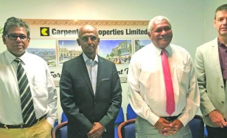 Million Dollar Suva Projects Start to Take Shape