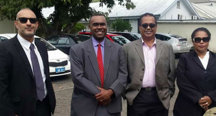 Sedition Conviction Excludes SODELPA's Bulitavu, Fiji United Freedom Party's Karunaratne From Contesting 2018 Election