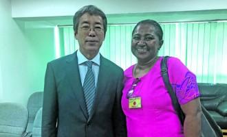 Japan Provides Assistance To Develop Grassroots Communities