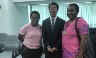 $78,050 Funding From Japan Will Upgrade School's Toilet Facilities Council Meeting