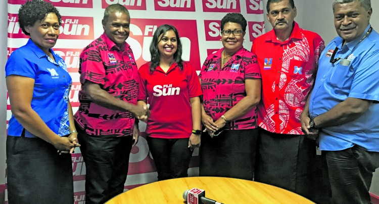 Fiji Sun Supports Marist 7s Again