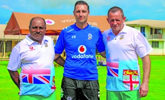 New Goalkeeper Coach Joins Team