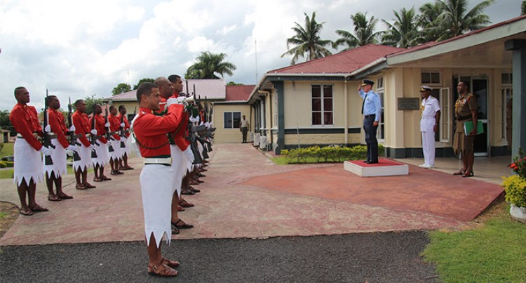 Editorial: Welcome to Fiji, Ron Mark, NZ's Minister for Defence