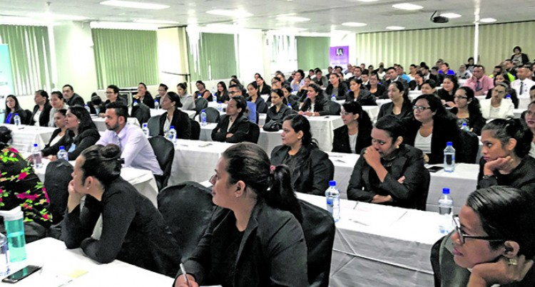 Clients Top Priority, Lawyers Told