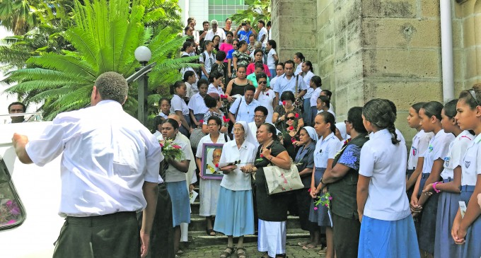 Respected 101-Year-Old Nun Laid To Rest