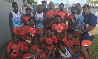 Tuvalu Gear For Marist 7s