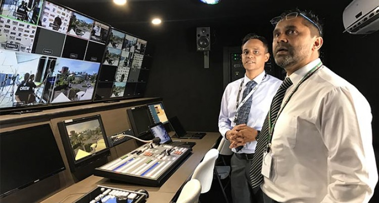 Broadcaster launches $2m OBTV truck