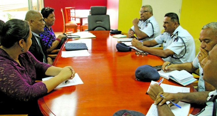 Police Willing To Assist Kiribati Counterparts In Specific Training