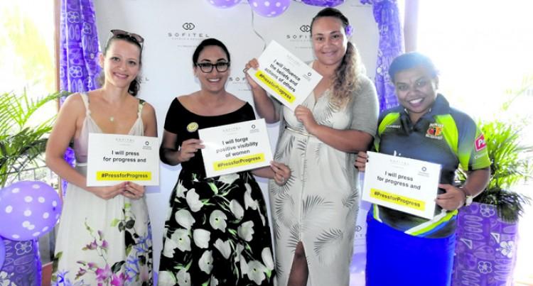 Businesswoman Pursues Success For Better Future