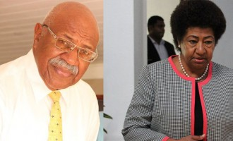 Ro Teimumu Disagrees With Rabuka