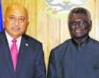 Ratu Inoke refutes Sogavare's statement