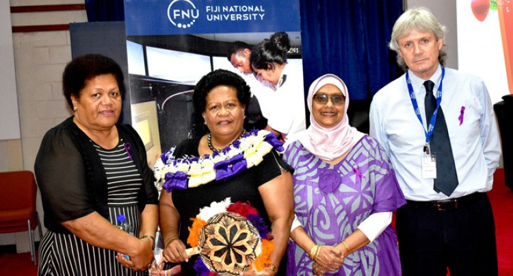 FNU Marks International Women's Day