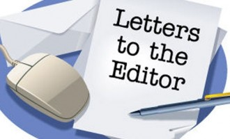Letters to The Editor, 9th, May, 2018