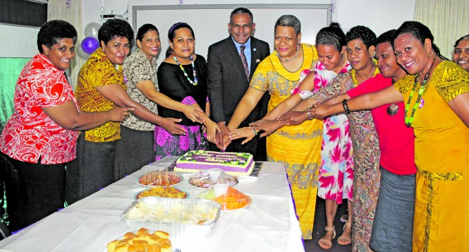 Double Joy For Women In Mineral Department