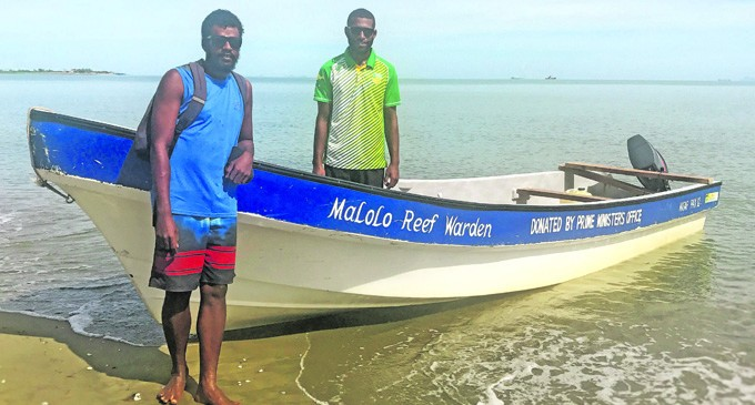 Varani Braves Bad Weather To Fend Off Illegal Fishermen