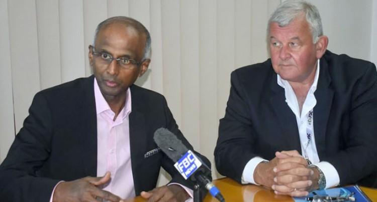 Chairman Mohan 'Very Happy' With FSC Progress