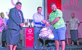 Nasinu Rugby On A Mission