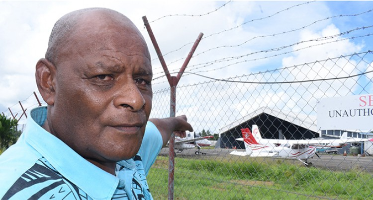 Landowners Content with Government Role in Airport Deal