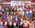 100 Plus Solomon  Islanders graduate  in Honiara