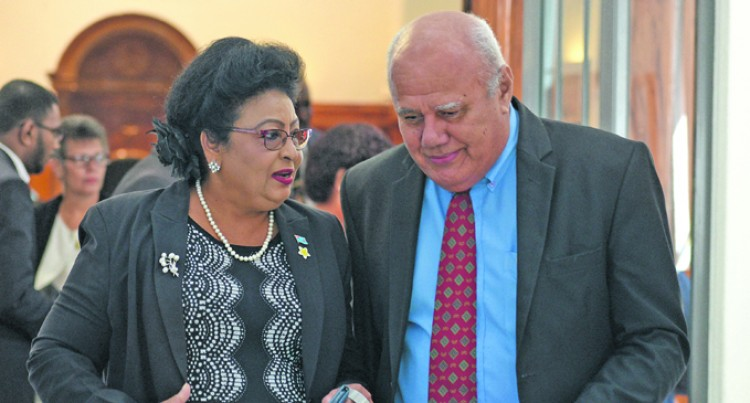 Speaker Luveni rules against MP Gavoka's point of order