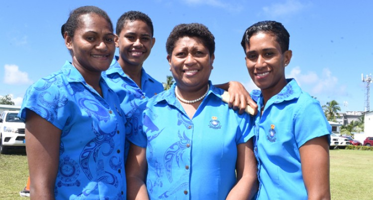 Police hail netball reps, official