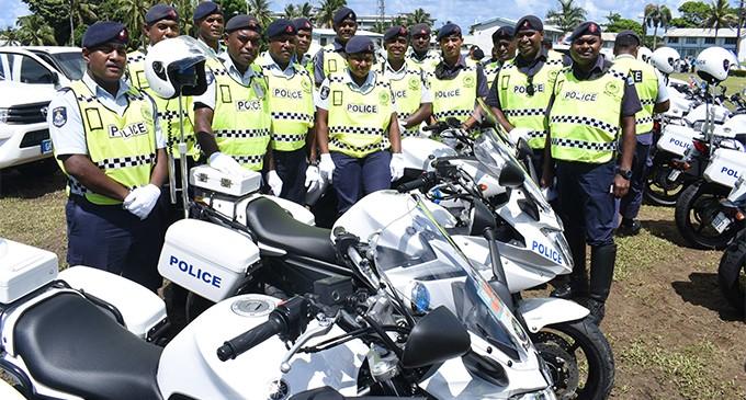 Qiliho warns his  officers against  vehicle ab