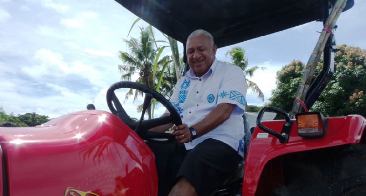 #Vote2018: SODELPA's Rabuka, Kepa Neck And Neck In Sun Poll